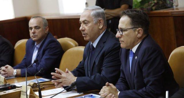 PM Israelí Bibi